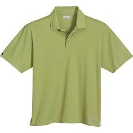 Tasman Triple Stitch Short Sleeve Polo Shirt by TRIMARK with Your Logo