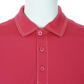 Company Tasman Triple Stitch Short Sleeve Polo Shirt by TRIMARK