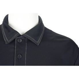 Tasman Triple Stitch Short Sleeve Polo Shirt by TRIMARK for Your Company
