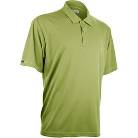 Imprinted Tasman Triple Stitch Short Sleeve Polo Shirt by TRIMARK