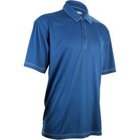 Tasman Triple Stitch Short Sleeve Polo Shirt by TRIMARK with Your Slogan