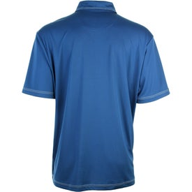 Tasman Triple Stitch Short Sleeve Polo Shirt by TRIMARK for Your Church