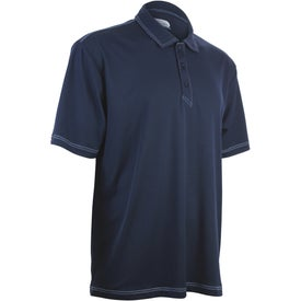 Personalized Tasman Triple Stitch Short Sleeve Polo Shirt by TRIMARK