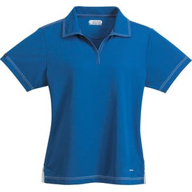 Tasman Triple Stitch Short Sleeve Polo Shirt by TRIMARK for Promotion