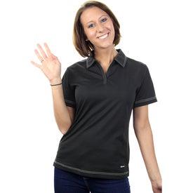 Company Tasman Triple Stitch Short Sleeve Polo Shirt by TRIMARK
