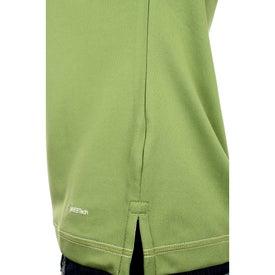 Personalized Tasman Triple Stitch Short Sleeve Polo Shirt by TRIMARK