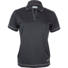 Tasman Triple Stitch Short Sleeve Polo Shirt by TRIMARK Imprinted with Your Logo