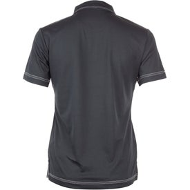 Branded Tasman Triple Stitch Short Sleeve Polo Shirt by TRIMARK