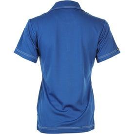 Tasman Triple Stitch Short Sleeve Polo Shirt by TRIMARK for Customization