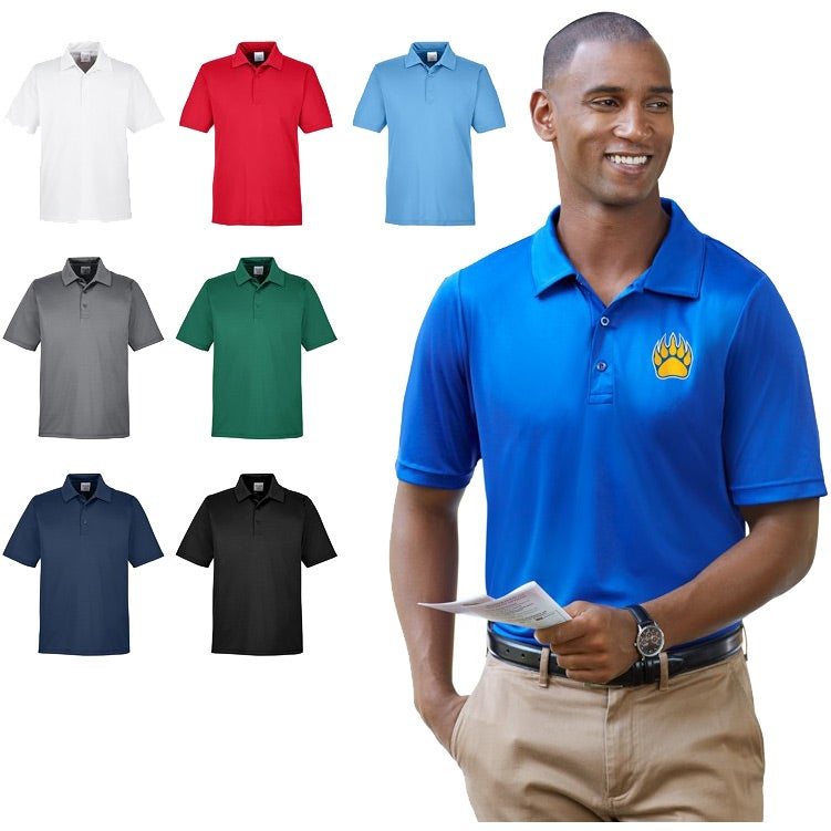 adidas clima 365 performance essentials polo shirt