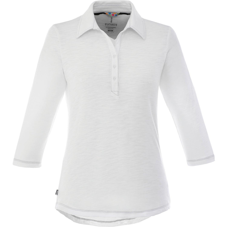 Tipton Short Sleeve Polo Shirt by TRIMARK (Women's)