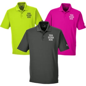 Under Armour Corp Performance Polo (Men's)