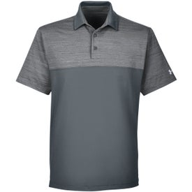 Under Armour UA Playoff Block Polo Shirt (Men's)