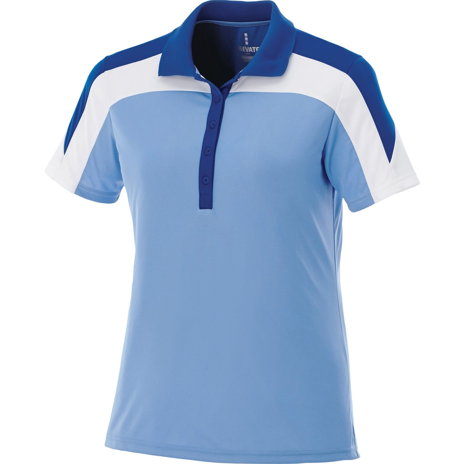 Promotional Womens Vesta Short Sleeve Polo Shirt By Trimarks With