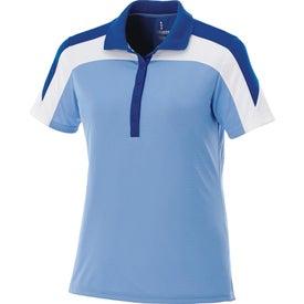 Vesta Short Sleeve Polo Shirt by TRIMARK (Women's)