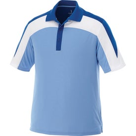 Vesta Short Sleeve Polo Shirt by TRIMARK (Men's)