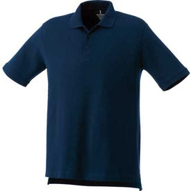 Westlake Short Sleeve Polo Shirt by TRIMARK Printed with Your Logo