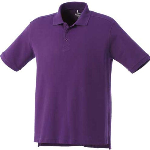 Promotional men 39 s westlake short sleeve polo shirt by for Quality polo shirts with company logo