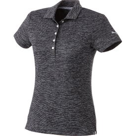 Puma Heather Polo by TRIMARK (Women's)