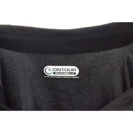 Custom Yabelo Hybrid Short Sleeve Polo Shirt by TRIMARK