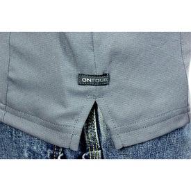 Customized Yabelo Hybrid Short Sleeve Polo Shirt by TRIMARK