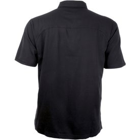 Yabelo Hybrid Short Sleeve Polo Shirt by TRIMARK for Your Church