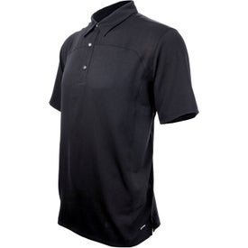 Yabelo Hybrid Short Sleeve Polo Shirt by TRIMARK with Your Logo