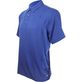 Yabelo Hybrid Short Sleeve Polo Shirt by TRIMARK with Your Slogan