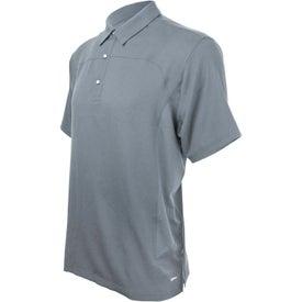 Yabelo Hybrid Short Sleeve Polo Shirt by TRIMARK Giveaways