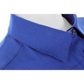 Company Yabelo Hybrid Short Sleeve Polo Shirt by TRIMARK