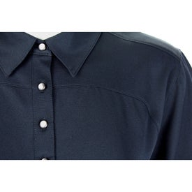Printed Yabelo Hybrid Short Sleeve Polo Shirt by TRIMARK