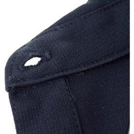 Logo Yabelo Hybrid Short Sleeve Polo Shirt by TRIMARK