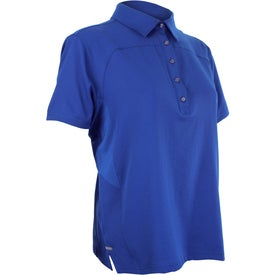 Yabelo Hybrid Short Sleeve Polo Shirt by TRIMARK for Your Company