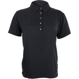 Yabelo Hybrid Short Sleeve Polo Shirt by TRIMARK Printed with Your Logo
