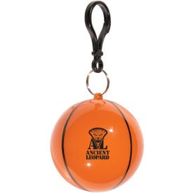 Basketball Fanatic Poncho (Unisex)