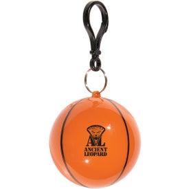 Basketball Fanatic Poncho