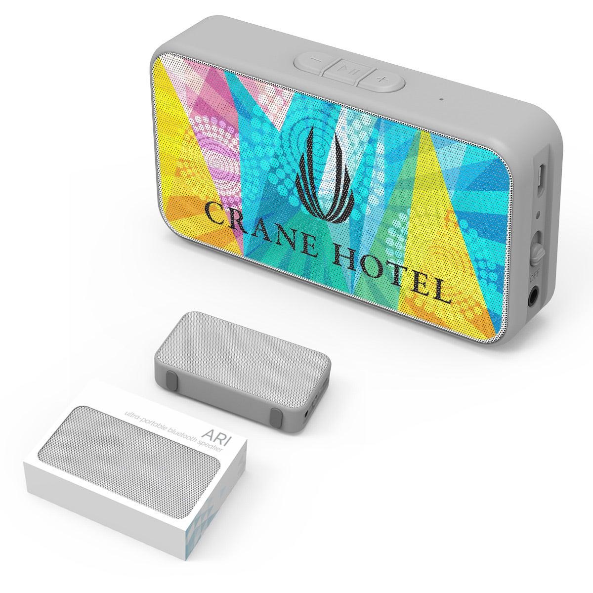 Ari Ultra-Portable Bluetooth Speaker