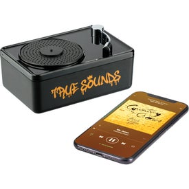 Armin Retro Bluetooth Speaker (300 mAh)