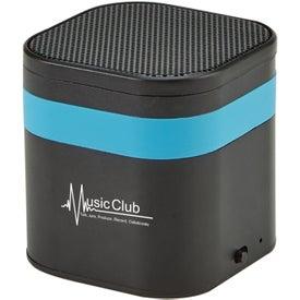 Bluetooth Cube Speaker