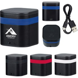 Border Wireless Speaker (300 mAh)