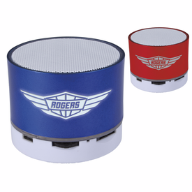 Bright Logo Bluetooth Speaker