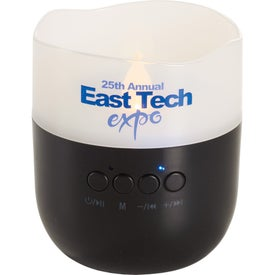 Candle Light Bluetooth Speaker