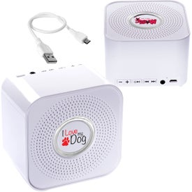 Circle Light Wireless Speaker