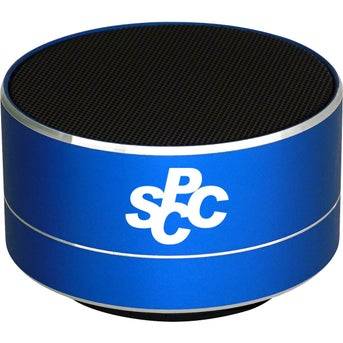 CLICK HERE to Order Hockey Puck Bluetooth Speakers Printed with Your