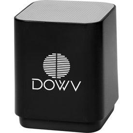 Light Up Logo Bluetooth Speaker
