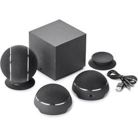 Orb Wireless Dual Stereo Speakers