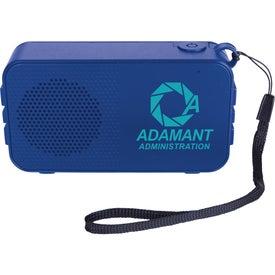 Promo X Bluetooth Speaker (300 mAh)