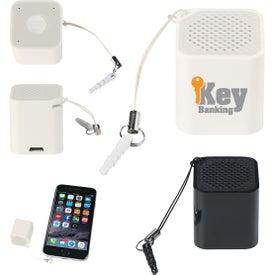 Tiny Cube Wireless Speaker