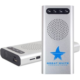 10400 mAh Hi-Fi Speaker Power Bank