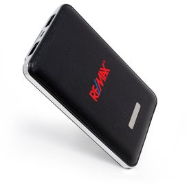 Collin Executive Leather Look Power Banks (5000 mAh)